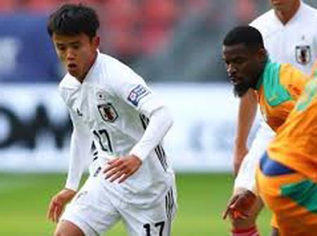 Match amical C.I/Japon : Daïshi Kamada et ses amis ont eu raison de Gbohouo Sylvain