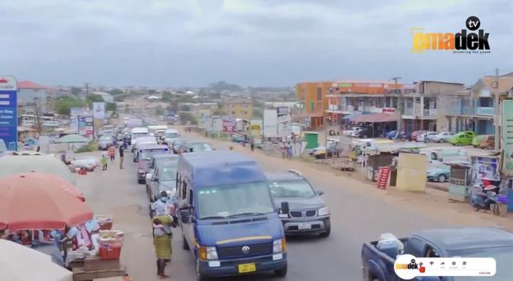 529cbaaa4e5641f9bbc46c1fe6b26ea3?quality=uhq&resize=720 - Talented Kidz Akwadaa Nyame Storms His Hometown In V8 As He Visits The Chief Of Kokoben