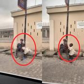 What A Man Saw On The Road That Made Him Cry Out That People Should Stop Giving Money To Beggars