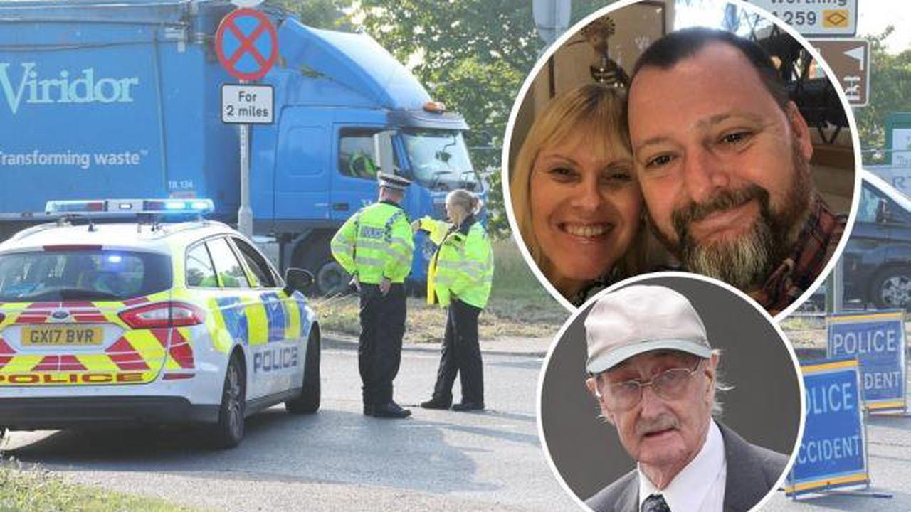 Widow calls for OAP drivers to be tested each year after husband's crash death