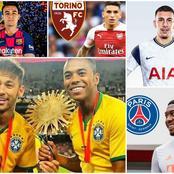Latest Done Deals in Europe, Update on Neymar, Robinho, Ronaldo, Barca, Chelsea and Naija Players