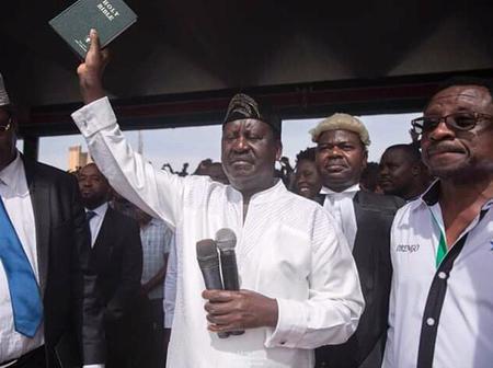 Interesting facts about Raila Amollo Odinga