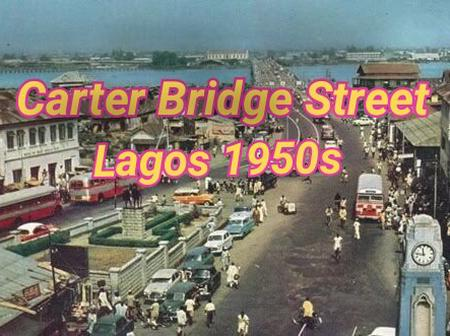 Check Out Old Photos Of Some Important Places In Nigeria That Will Show You How Times Have Changed