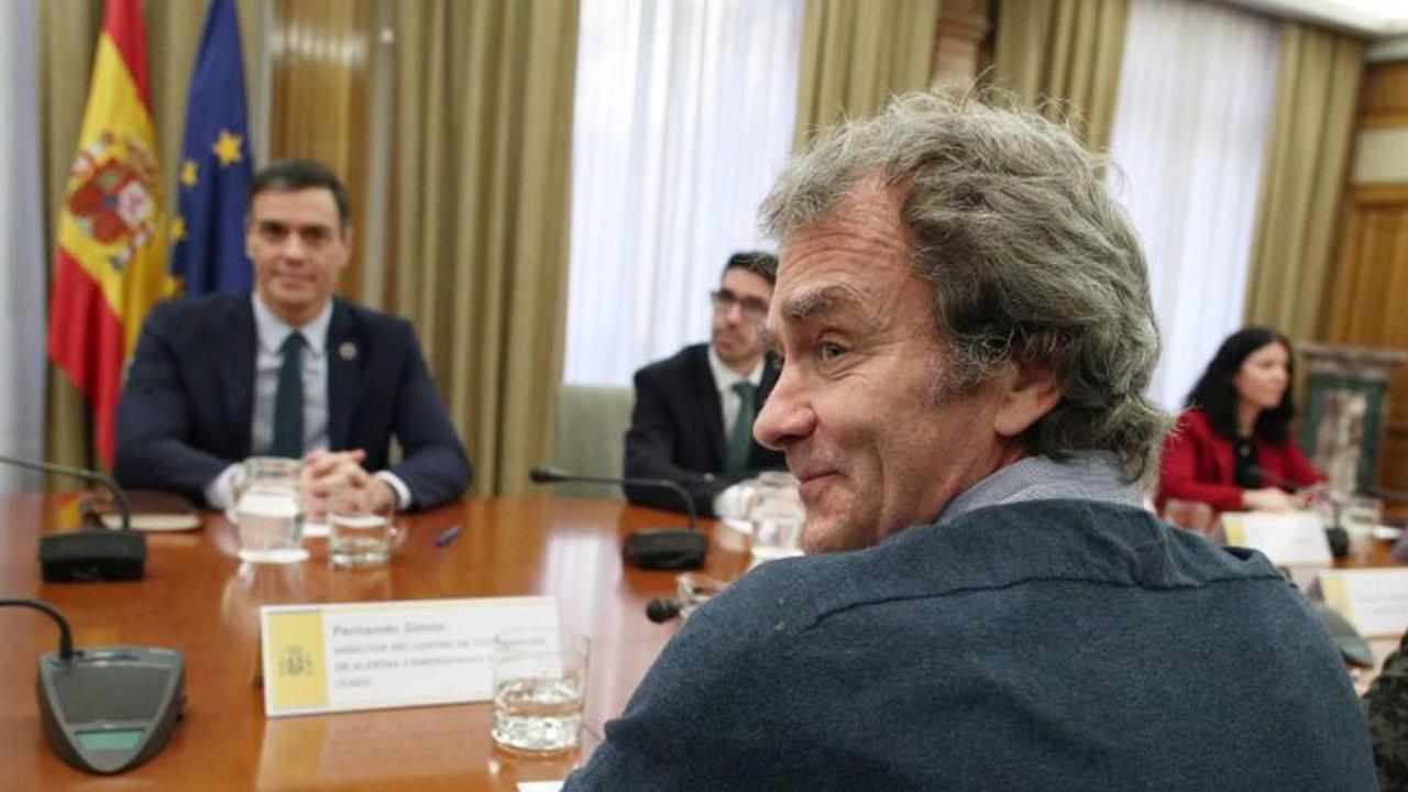 Simón, 13 other technicians … and an external advisor