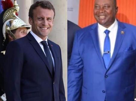 Affaire Adjoumani Kobenan clashe Emmanuel Macron, voici toute la vérité