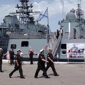 Mer noir: l'armée russe se prépare en attendant les américains