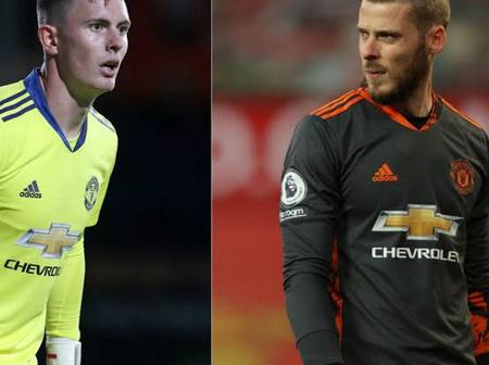 Is It Finally Time For Dean Henderson to Prove Himself At Manchester United?