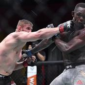 Nigerian mixed martial fighter suffers first career defeat
