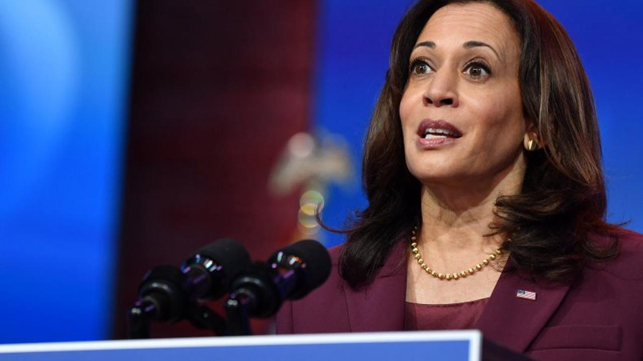 Kamala Harris Gets COVID-19 Vaccine: 'That Was Easy'