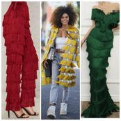 Tailors, See Fashionable Style Inspirations You Can Sew With Fringe