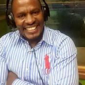 Meet Bramwel Mwololo Of Radio Jambo In Real Life.