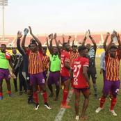 Don't let it be the reason why you decide to play good football for the team - Kotoko Patron