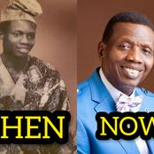 Pastor Adeboye Is A Year Older Today, Checkout His Family, Jet, Past And Recent Photos