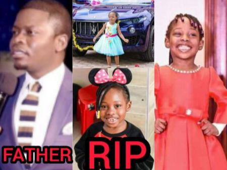 Check Out Lovely Photos Of The 8yrs Old Daughter Of A Popular Pastor Who Died Of Lung Cancer