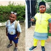 Apart from Aki and PawPaw, see two other Nigerian Celebrities that have the height of a child.