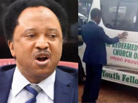 Insecurity: Sen. Shehu Sani Sends Message To Churches On Evangelical Missions