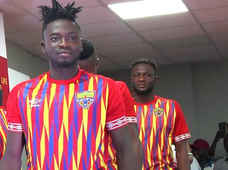 Hearts of Oak unveils new goalkeepers' trainer. See why their team will eventually become unbeatable