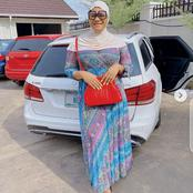 Actress Nkechi Blessing Reveals Her New Name While Dressed As A Muslim Sister