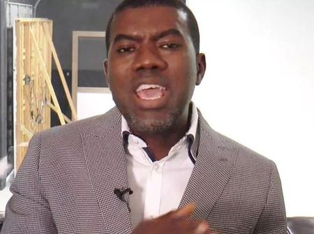 Today, Somebody Suspected To Be Buhari Was Peeping Through The Window At Abuja House - Reno Omokri