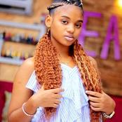 Photos Of Harmonize Step-Daughter Who Rayvanny Alleges To Be The Cause His Of Break Up With Kajala