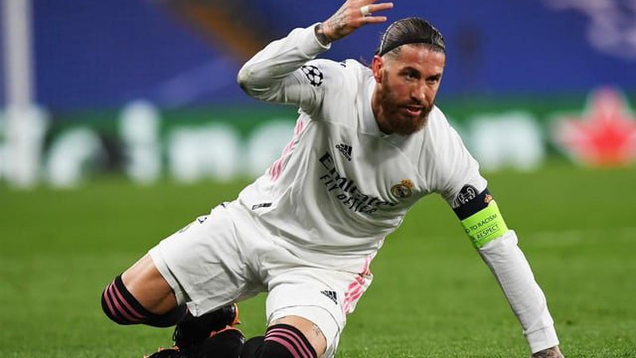 Internationale Fussball-News - Nach 16 Jahren: Sergio Ramos verlässt Real Madrid