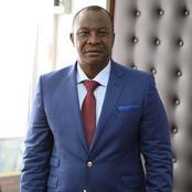 Espace Uemoa: Kobenan Adjoumani enlève le Prix Spécial des Awards de la Brmv