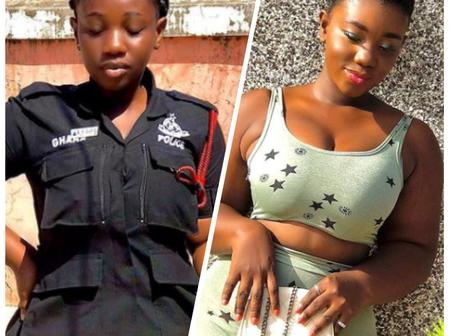 Beauty beyond borders - This pretty Police woman is slaying like a true fashion model (PHOTOS)
