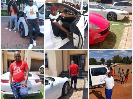 DJ Call Me in real life owns more than 7 cars