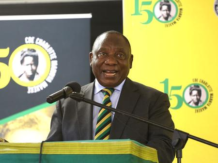 Cyril Ramaphosa Responded to Jacob Zuma's letter