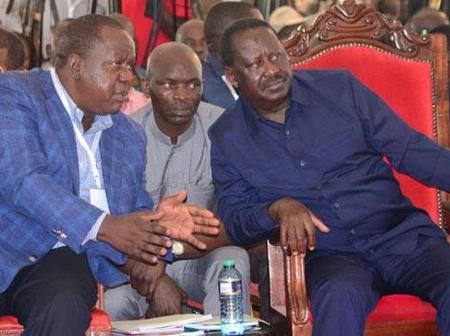Expect Fred Matiangi's Presidency, Fresh Details Emerge as Plans To Deal With Raila Odinga Exposed