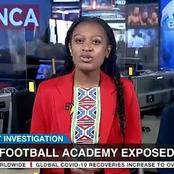 Checkpoint exposed illegal football academy