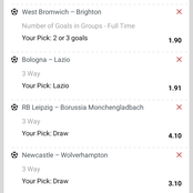 Saturday 7 Well Predicted Games From Arocho and Mukangai With 468 Odds to Earn You Big