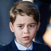 Meet Prince George Of Cambridge Who Seem To Be The Richest Kid In The World