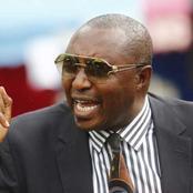 Tangatanga MP Kimani Ngunjiri Delivers Good News To Uhuru In His Latest Presser