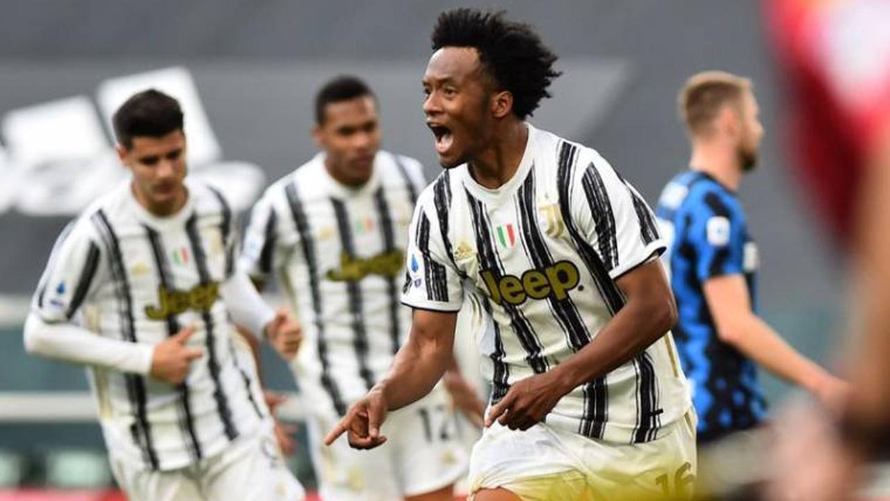 La Juve fait tomber l'Inter et se replace dans la course à la Ldc