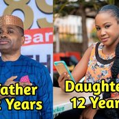 Kenneth Okonkwo Is 52 Years; See Photos Of His 12-Year-Ols Daughter, Who Looks Older Than Her Age