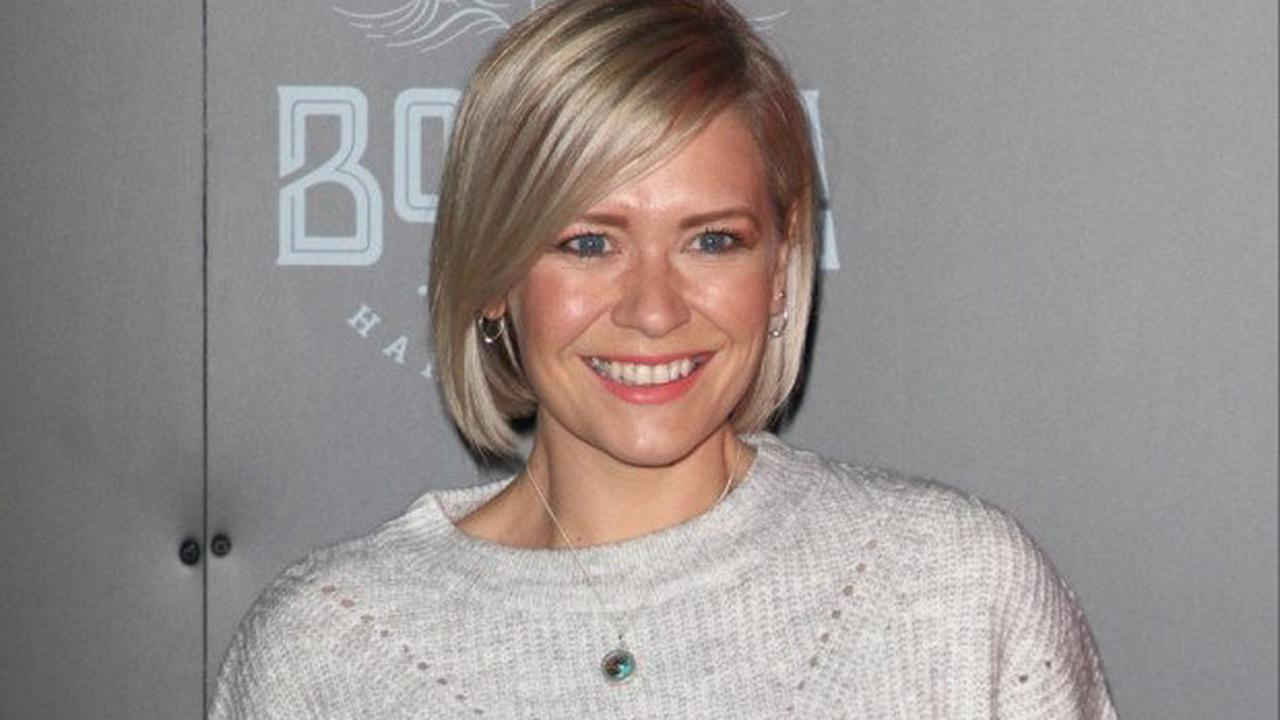 Suzanne Shaw changed lifestyle for mental health