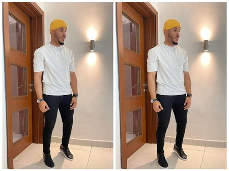 Check out people's reaction as BBNaija Ozo shares new photos