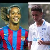 Ronaldinho Is Blessed To Have Joao Mendes As His Son