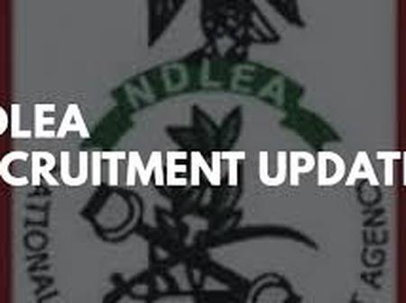 NDLEA recruitment: Successful applicants should read this information