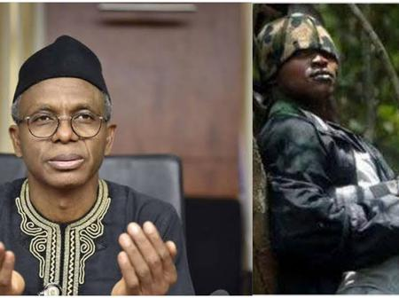 Bandits must be wiped out because they've lost rights to live - Governor El-Rufai insists