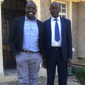 KTN Presenter Antony Ndiema Shares Photos Of His Father (Photos)