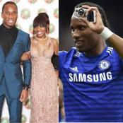 Didier Drogba & Wife Separated After 20 Years Together, See Their Lovely Photos Before They Divorced