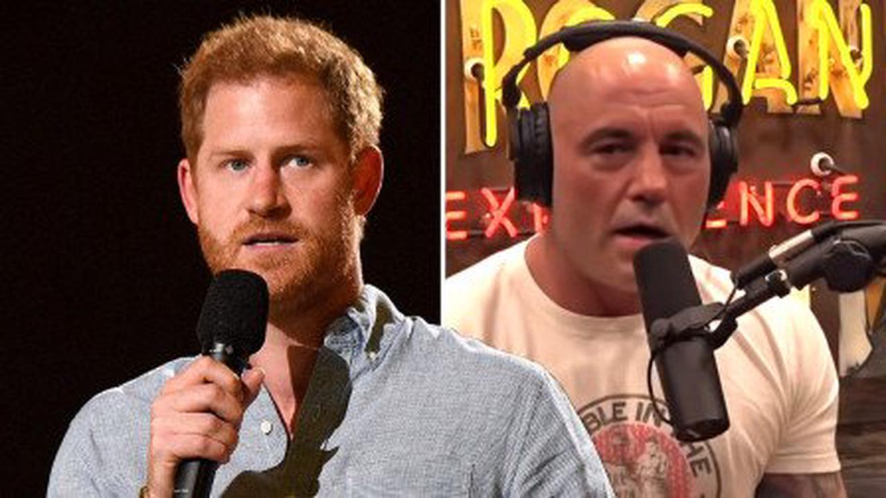 Prince Harry rips Joe Rogan over controversial vaccination comments