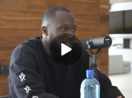 Video: Romelu Lukaku Reveals Chelsea's Earlier Call For A Reunion