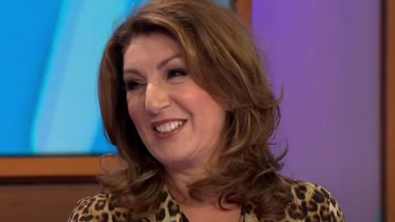 Jane McDonald's late fiance's last Loose Women appearance proved their true love