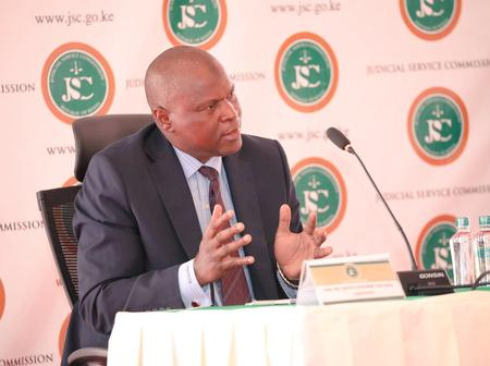 Justice Chitembwe Sheds Tears While Responding To This Question