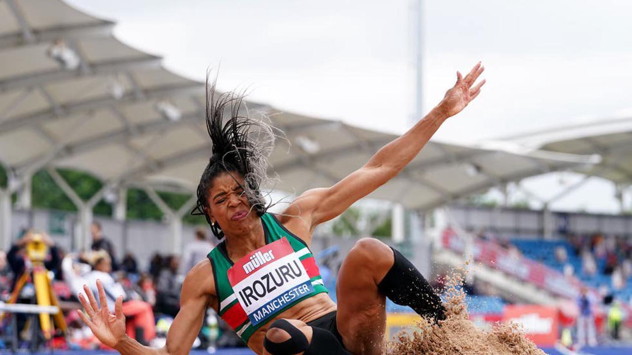 Abigail Irozuru qualifies for long jump final at 'extra special' Tokyo Olympics
