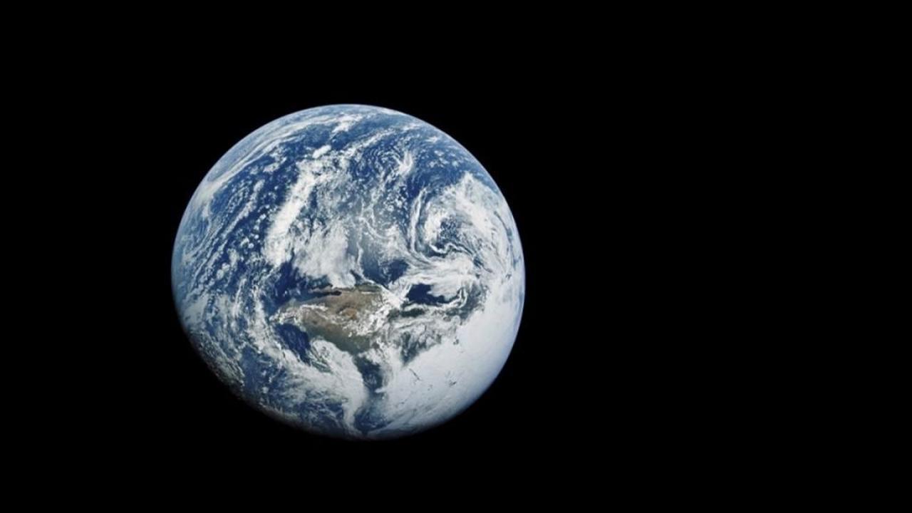 Redécouvrez ces magnifiques photos de la Terre prises dans les années 1960 et tout juste restaurées