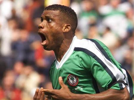 Flashback: Why Sunday Oliseh Head-Butted His Teammate